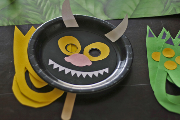 Where the Wild Things Are mask