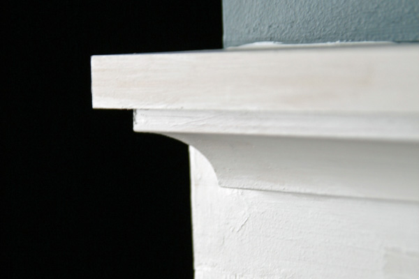 board and batten trim profile