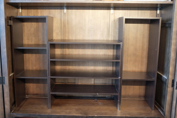 Closet Maid Shelves