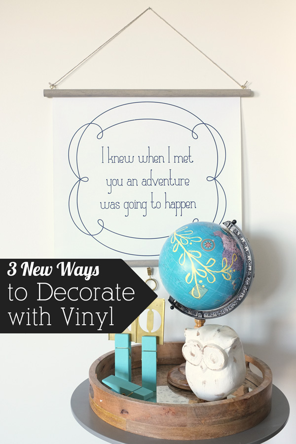 Vinyl Decor Ideas