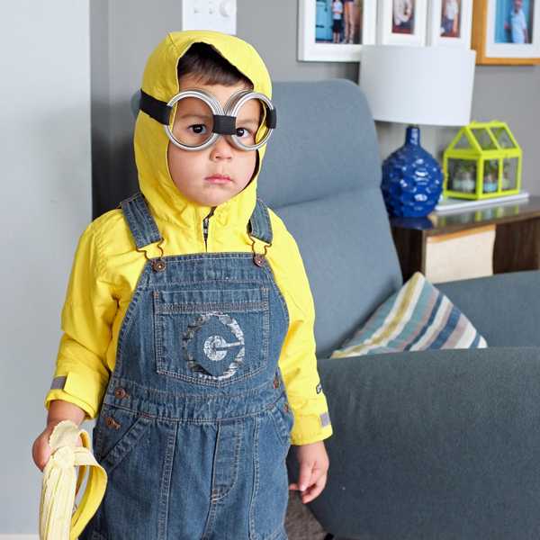 Kids Minion Costume