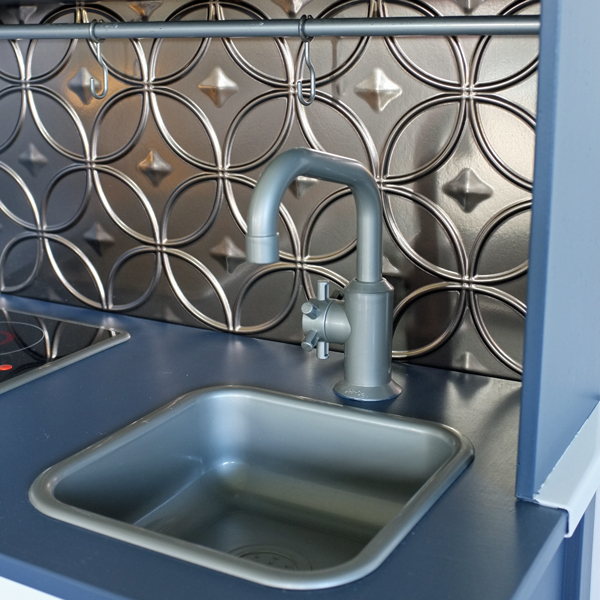 play-kitchen-tin-tile-backsplash