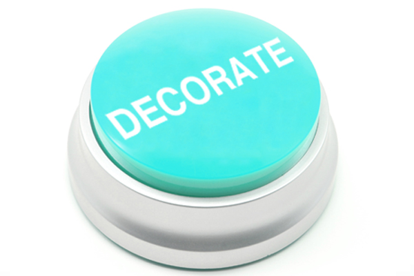 Who else wants decorating to be easier? | tealandlime.com