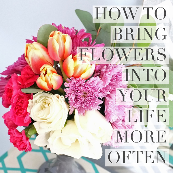 Learn how to arrange flowers like a pro and bring fresh blooms into your life more often