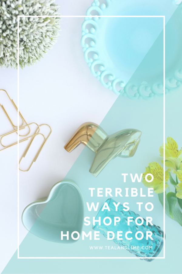 Are you a binge shopper or impulse shopper? These tips are for you. Find out how to avoid regretful purchases so you can fill your home with things you love.