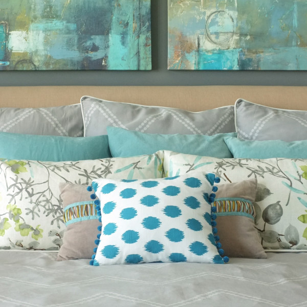 bedding pattern mix