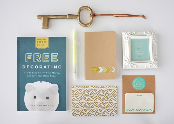 Giveaway: Free Decorating by Jackie Hernandez