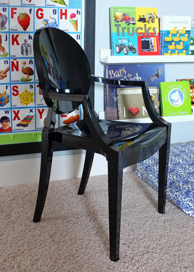 Lou Lou Ghost Kids Chair