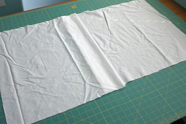 DIY Changing Pad Cover
