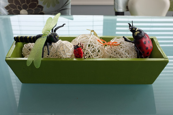 Bug Party Centerpiece