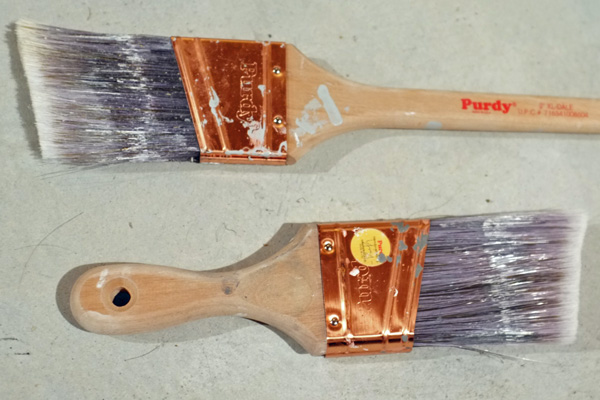 How To Get A Smooth Paint Finish On Trim