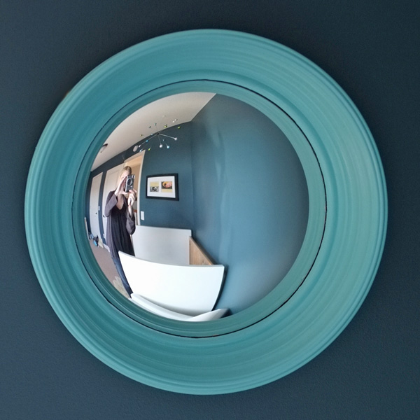 Convex Nursery Mirror