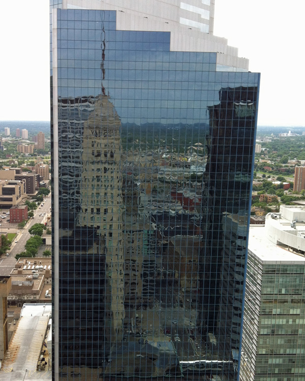 Foshay Reflection