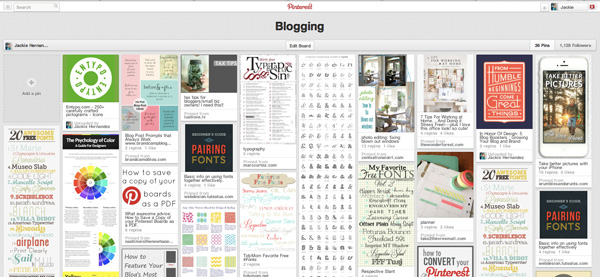 bloggingpinboard
