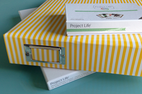 Project Life Photo Album