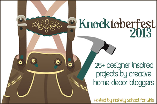 Knocktoberfest Blog Hop