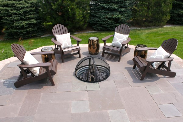 Easy Updates for Outdoor Living| tealandlime.com