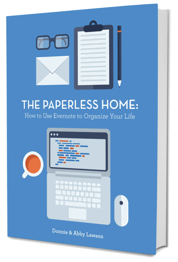 The Paperless Home: The best way to rid your life of paper clutter!