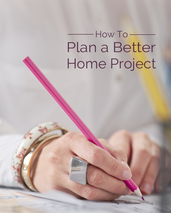 A guide to help you finish the projects that will have the biggest life-changing impact in your home