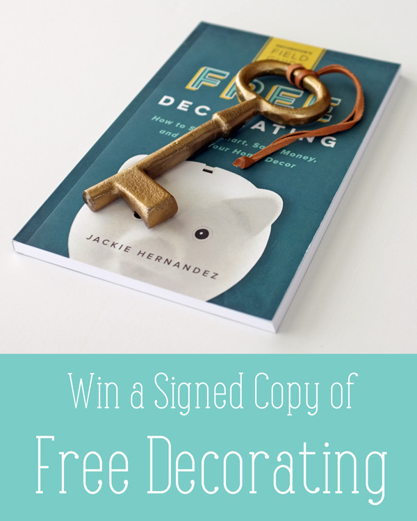Free Decorating giveaway