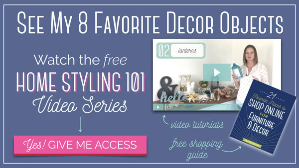 Take the Free Home Styling Video Series