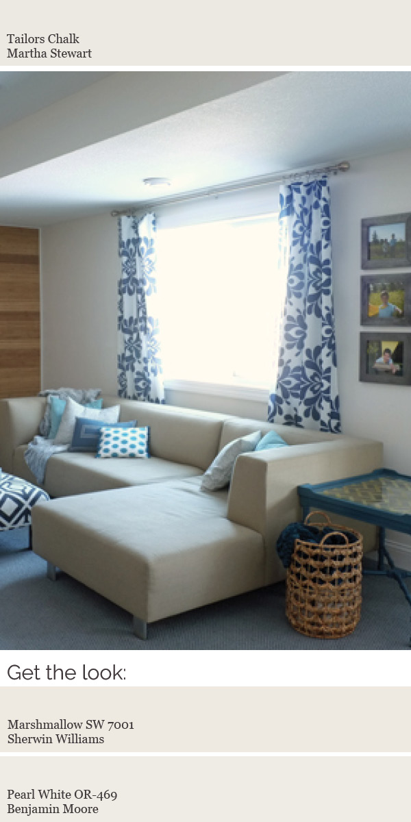 Create a modern whole house color scheme. Don't be afraid to use white paint in rooms with great natural light.