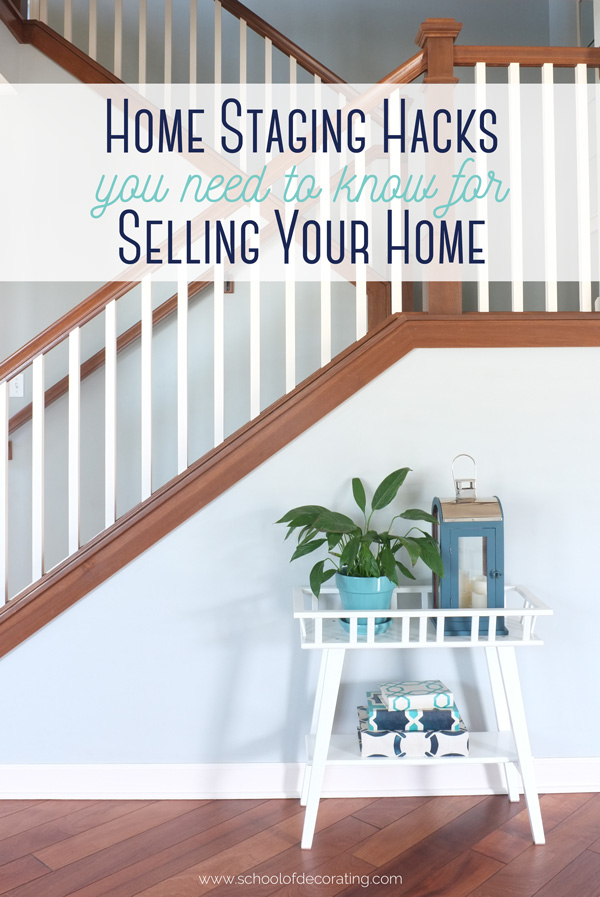 If you're getting ready to sell your home, you need to know these nine home staging hacks. Find out the easiest way to set up and keep your home ready for showings.