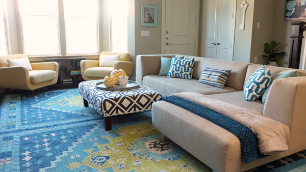 The Throw Pillows Experiment School Of Decorating