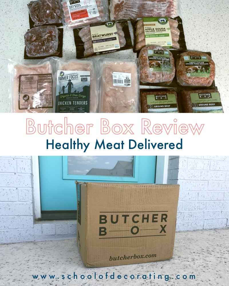 Butcher Box review and ordering tips - How to get healthy meat delivered to your doorstep