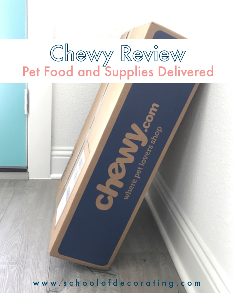 Chewy Review - How to get pet food delivery and pet medications delivered fast
